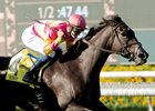 Avenge Makes Jump, Wins Rodeo Drive