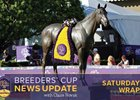 2016 Breeders' Cup Saturday Wrap