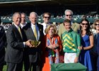 'Jasper' Gives Farish Milestone at Keeneland