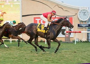 Journey Home Wins Controversial Durante