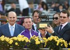 Coolmore Honored as Leading Breeders' Cup Breeder