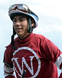 Jose Ortiz Rides Five Winners at Aqueduct