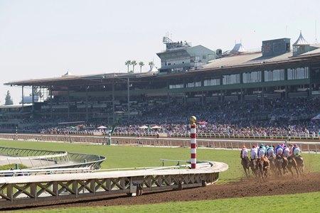 Santa Anita Officials Confident Future Cards Will Fill