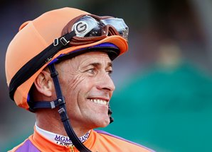 Gary Stevens Returns to Race Riding After Hip Surgery
