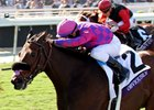 Veteran Obviously Scores in Turf Sprint