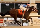 Young Brother Wins Radosevich Memorial Stakes