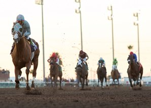 California Chrome Gallops Home in 'Challenge'