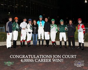 Jon Court Hits 4,000-Win Milestone