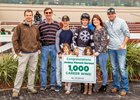 Jockey Geroux Earns North American Win 1,000