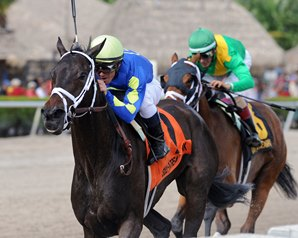 Eskenformoney Digs Deep to Win Rampart
