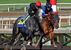 Arrogate Works For Pegasus World Cup