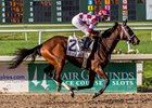 Farrell Vaults to Top of Kentucky Oaks Leaderboard