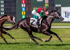 Hogy Sets Fair Grounds Track Record in Colonel Power