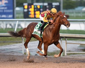 Irish War Cry Tops Week's NTRA 3-Year-Old Division Poll