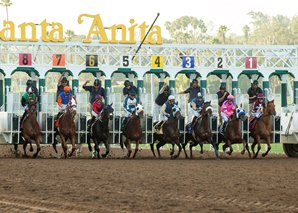 Santa Anita Cancels April 27 Racing