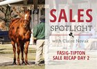 2017 Fasig-Tipton Winter Mixed Sale Recap Day 2