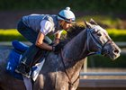 Unique Bella Works Bullet Ahead of Santa Anita Oaks