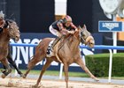 Second Summer Catches Sharp Azteca in Godolphin Mile