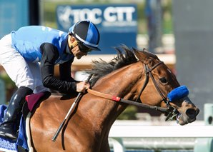 Goodyearforroses Completes Stakes Trio in Santa Ana