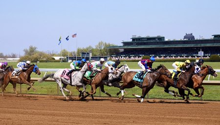 Today At Keeneland Widens Exposure For 2018 Fall