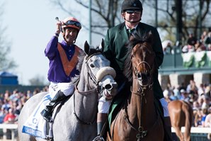 Sailor's Valentine Delivers Ashland Upset