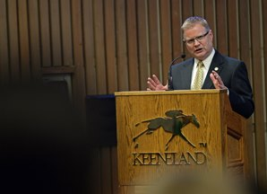 Thayer: Kentucky Horse Industry Doing Well