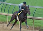 Vexatious Stands Out in Oaks Move