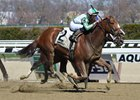 Highway Star Closes for Distaff Handicap Win