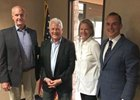 Stronach Group Supports Bill to Bring in USADA