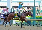 Derby Wins of Triple Crown Victors: American Pharoah