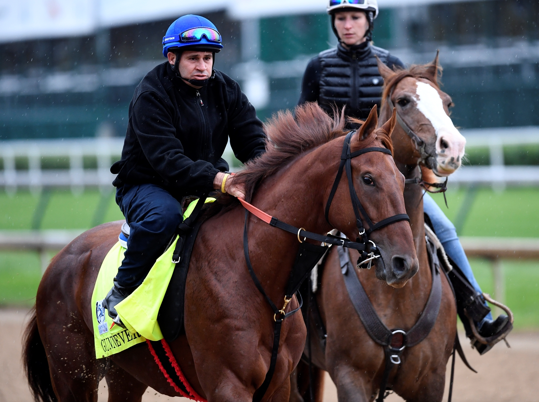 Always Dreaming becomes fifth consecutive favorite to win Kentucky Derby