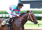 Finley'sluckycharm Romps in Winning Colors