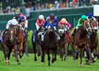 Arklow Upsets American Turf Stakes