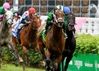 Green Mask Makes the Grade in Turf Sprint