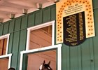 Always Dreaming Arrives at Pimlico Race Course