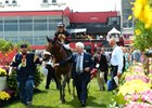 Shaman Ghost Shines for Stronach in Pimlico Special