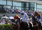 Kiriaki Takes First Breeders' Cup Challenge Race