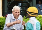 Jerry Bozzo Becomes Oldest Trainer to Win a Race