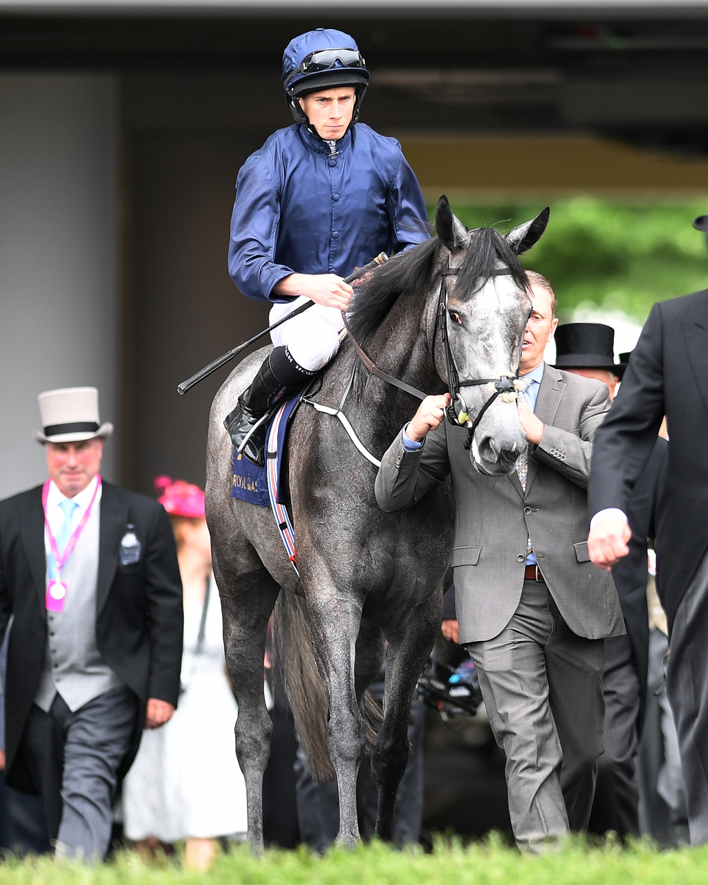Churchill Out To Conquer In Irish Champion Stakes