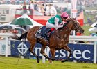 Enable Coasts to Victory in Epsom Oaks