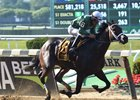 Chalon Delivers in Belmont's Jersey Girl