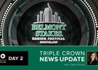 Belmont Stakes News Update for June 8
