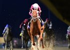 Gun Runner Moves Into Third in World Rankings