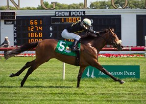 Delaphene First Winner for Oxbow