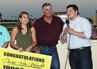 Trainer Van Winkle Earns 1,000th Win