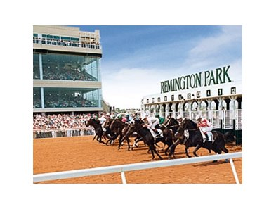 Remington Park's Thoroughbred season begins Aug. 19.