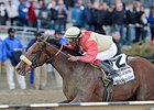 Wicked Strong Thriving on Training Track