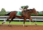 Don't Tell Sophia wins the Spinster Stakes.