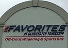 Favorites at Gloucester Township Sports Bar and Off-Track Wagering occupies the former Stone Grill restaurant in Camden County. It will open under a license granted to Freehold Raceway Off-Track LLC and will be managed by PNGI, co-owner of Freehold Racewa