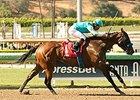 Jojo Warrior Gets Jump in Summertime Oaks